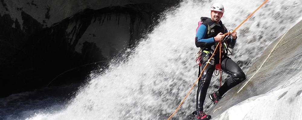 canyoning-expert